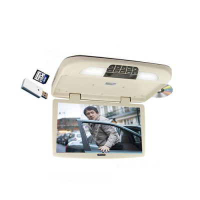 Roof Mounted DVD Monitor 18.5 inch Car Roof TFT LCD Monitor