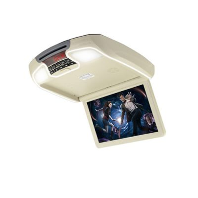 12.1 inch car flip down roof mount celling monitor