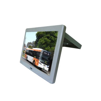 24 inch roof mounted bus monitor 24v tv coach monitor