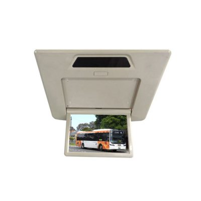 12.1 inch Toyota Alphard super slim flip down roof mount monitor