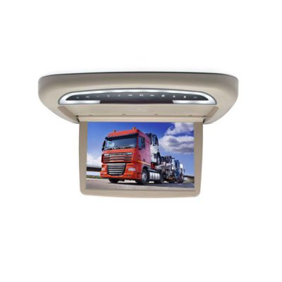 12.1 inch flip down roof celling mount car onitor