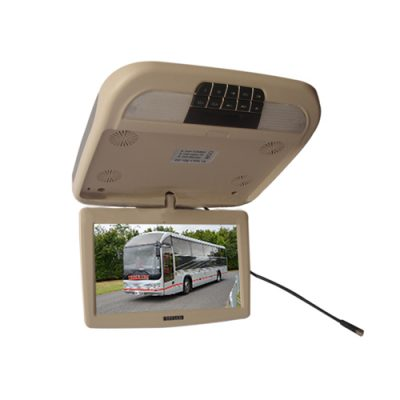 10.1 inch celling mount flip down car monitor