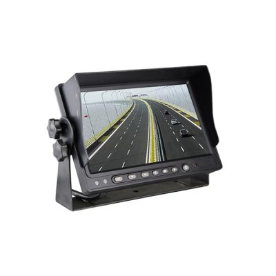 7 inch car monitor tft lcd car rearview reverse monitor for bus