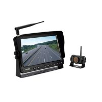 7inch monitor 2.4GHz wireless backup camera kit