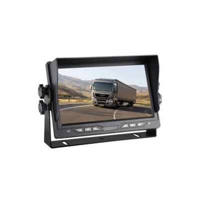bus and truck 7 inch rear view backup monitor