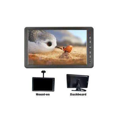 10.1 inch HD rear view backup TFT LCD monitor for truck and bus