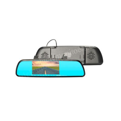 5 inch car rear view mirror
