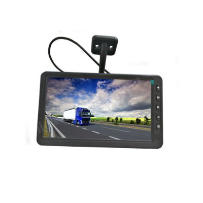 truck 24V 9 inch stand-alone rear view mirror monitor